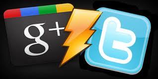 Google против Twitter