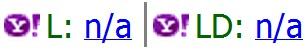 Yahoo Site Explorer