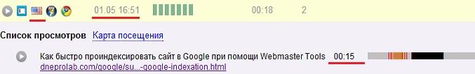 так выглядит спамный комментарий в Вебвизоре